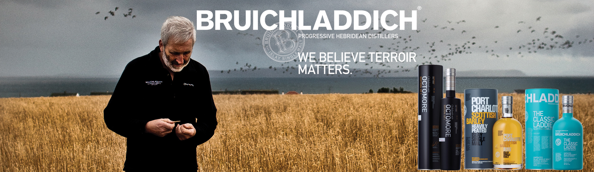 THE HOUSE OF BRUICHLADDICH
