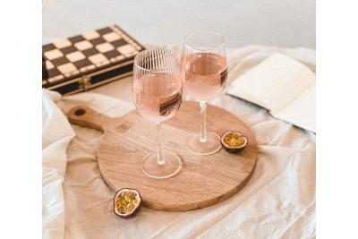 Descopera care sunt cele mai folosite soiuri de struguri pentru vinul roze si alte detalii nestiute!