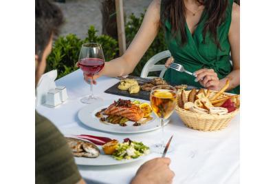 Preparatele din peste si vinurile albe - cum asociezi fiecare sortiment?