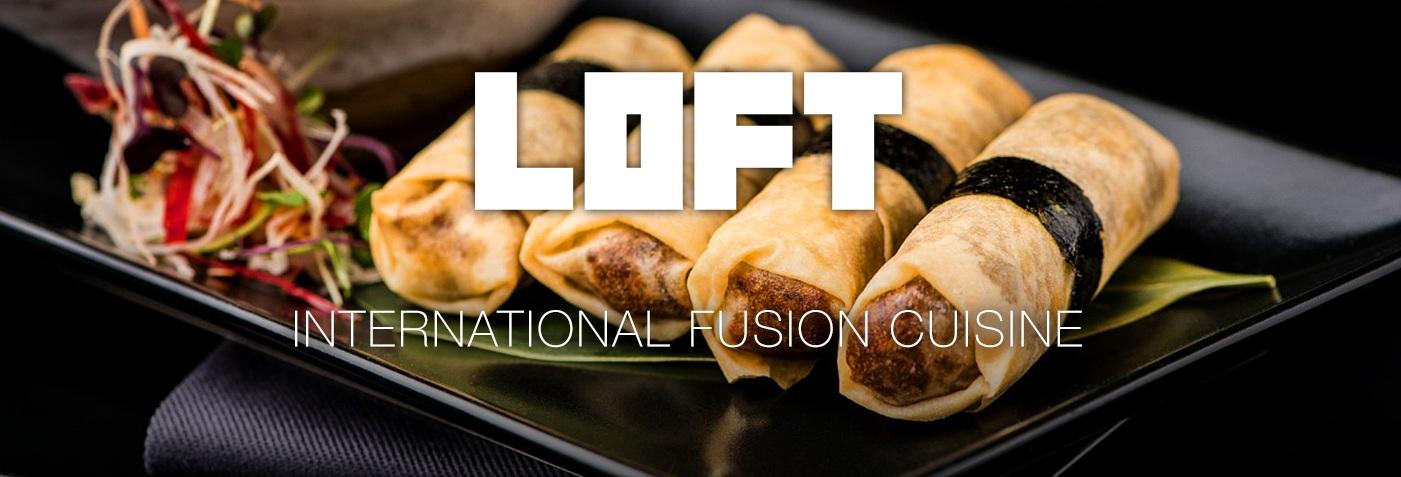 LOFT Delivery - bucura-te de experienta restaurantelor premium la tine acasa!