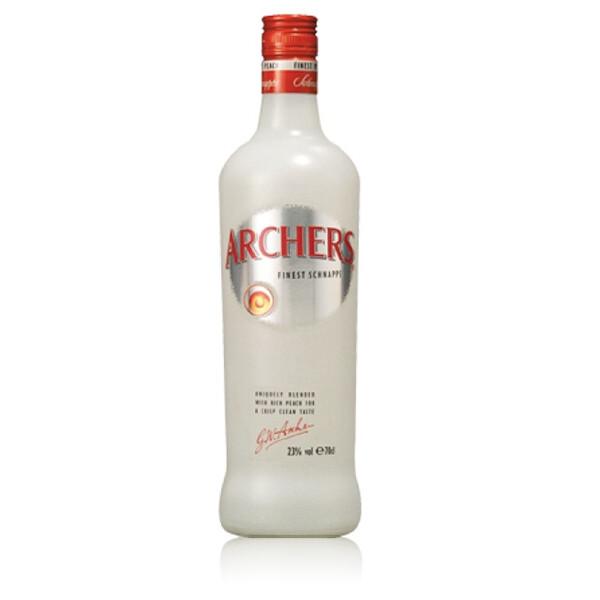 Archers Peach - Schnapps 0,7L, Alc: 18%