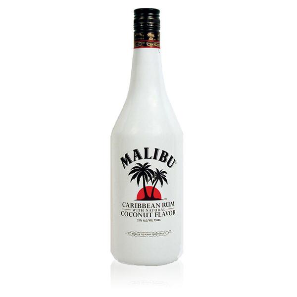 Malibu - Lichior cocos 0,7L
