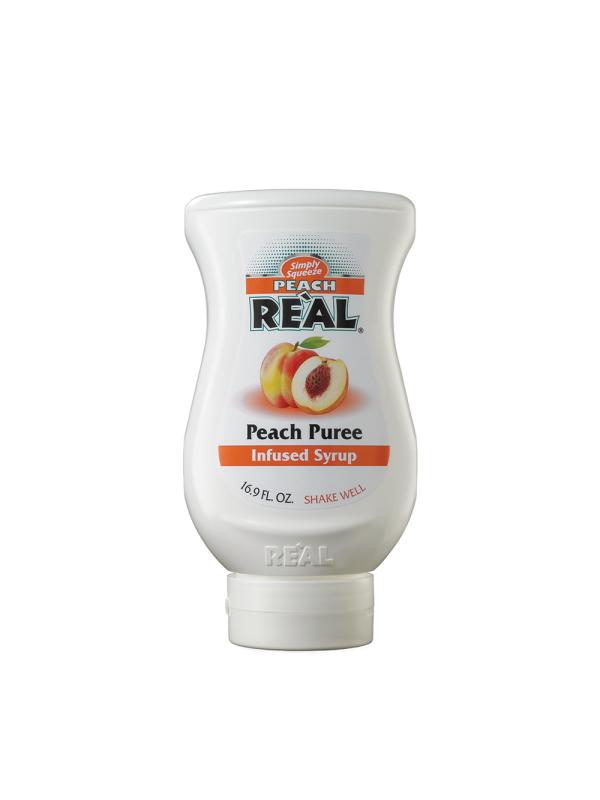 Real - Piure Peach 0,5L