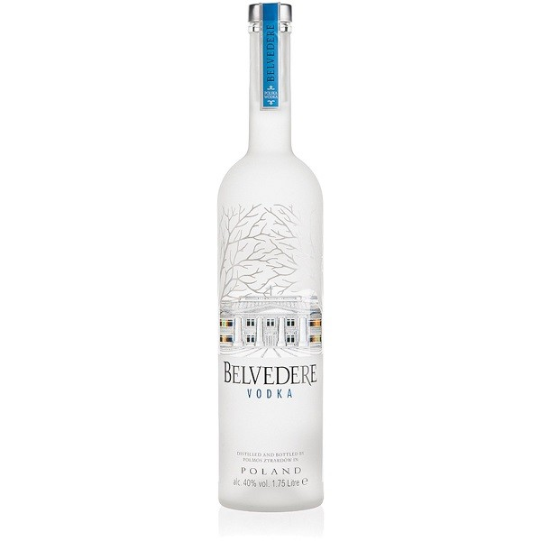 Belvedere - Vodka citrus - 0.7L, Alc: 40%