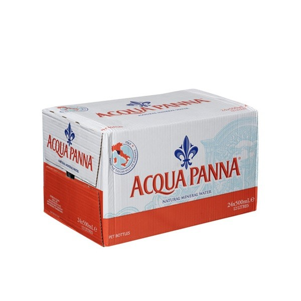 Acqua Panna 24 buc. x 0.5L - PET