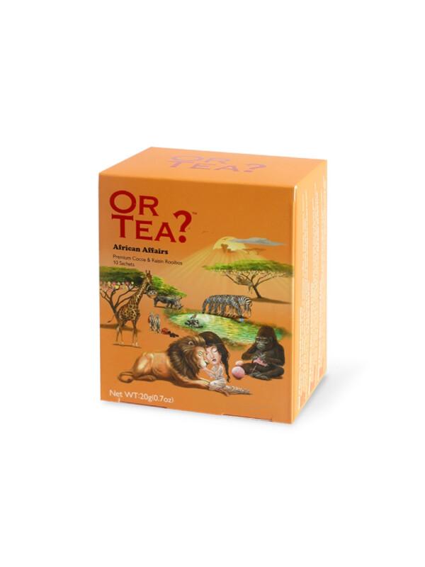 Or Tea? - Ceai African Affairs 10 pl. x 2g