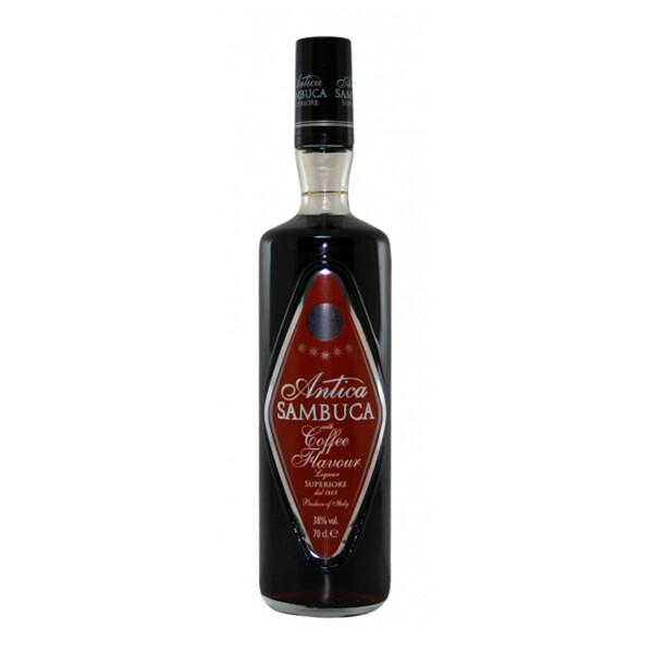 Antica - Sambucca Coffee - 0.7L , Alc: 38%