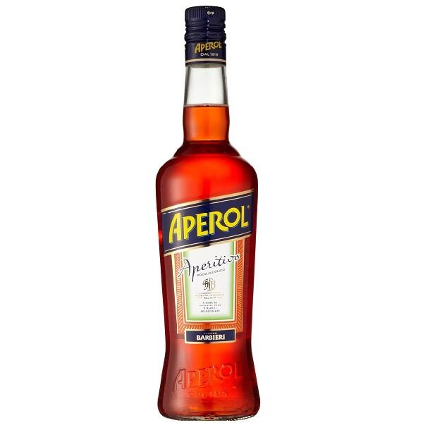 Aperol - Bitter aperitiv 1L, Alc: 11%