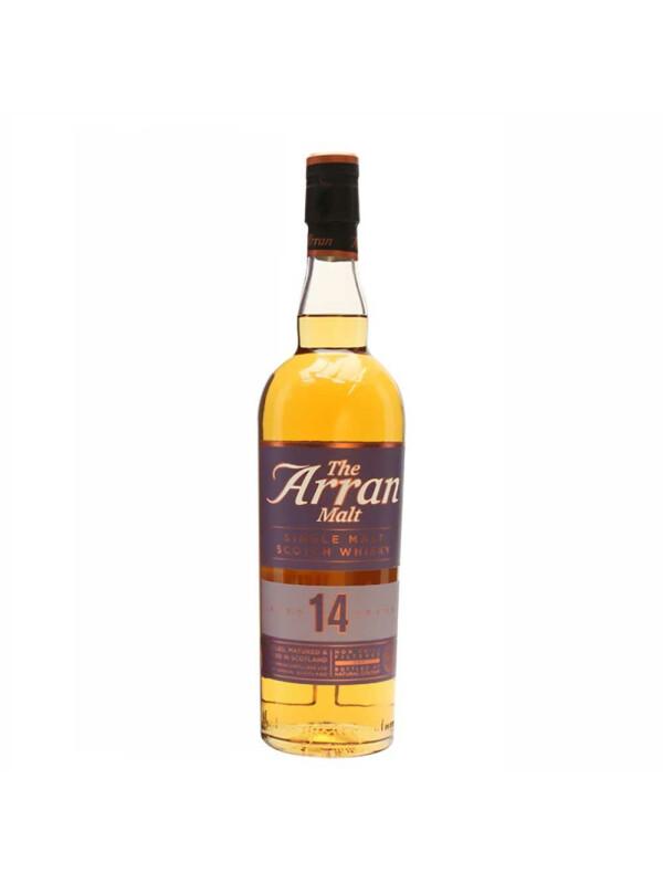 Arran - Scotch single malt whisky 14yo - 0.7L, Alc: 46%