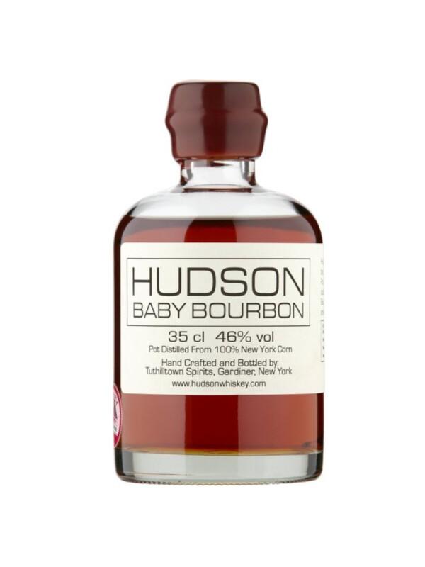Hogs - American Bourbon whiskey Baby bottle - 0,35L, Alc: 46%