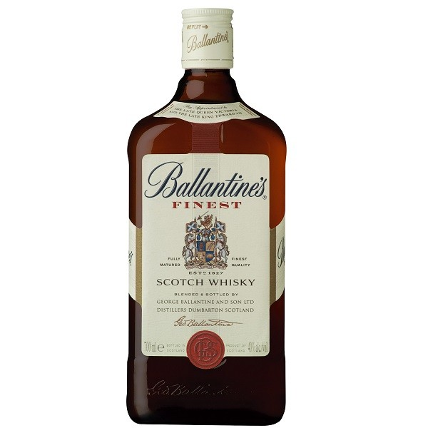 Ballantine's - Scotch blended whisky - 0.7L, Alc: 40%