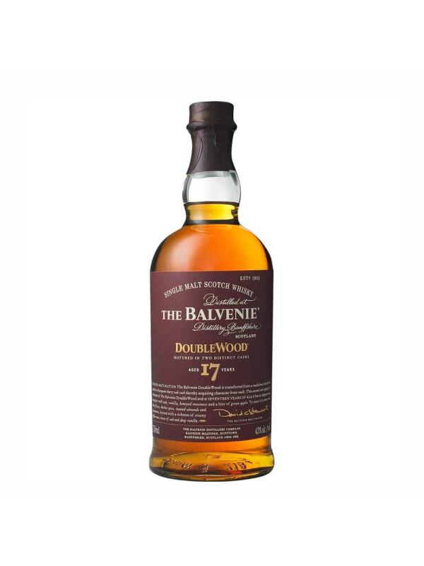 Balvenie - Scotch single malt whisky 17 y.o - 0.7L, Alc: 43%
