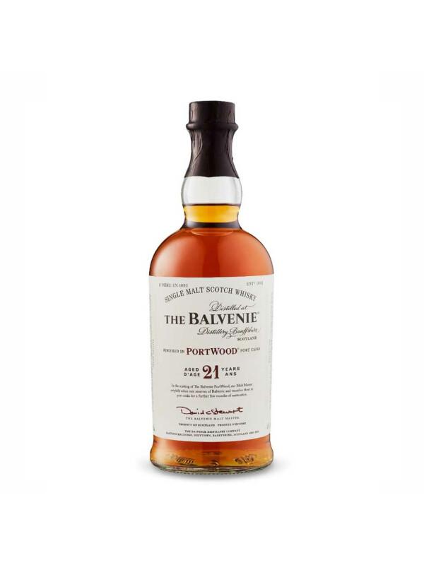 Balvenie - Scotch single malt whisky 21 y.a, 0,7L, Alc: 40%