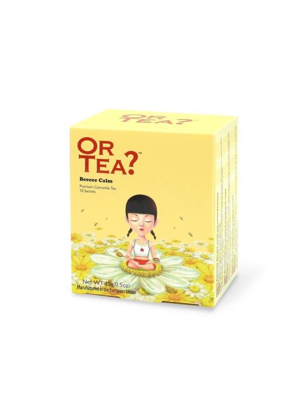 Or Tea? - BIO ceai Beeeee Calm 10 pl. x 1.5g