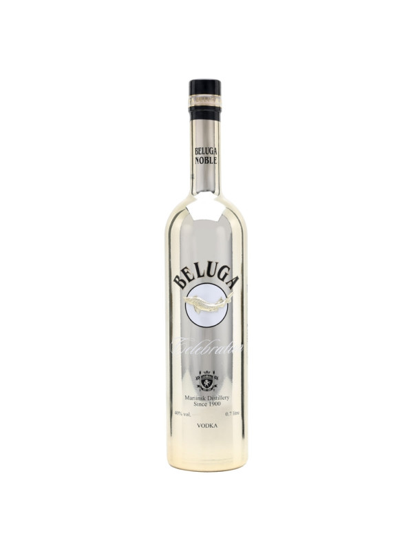 Beluga - Vodka - Cellebration - 0.7L, Alc: 40%