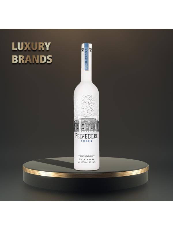 Belvedere - Vodka - 0.7L, Alc: 40%