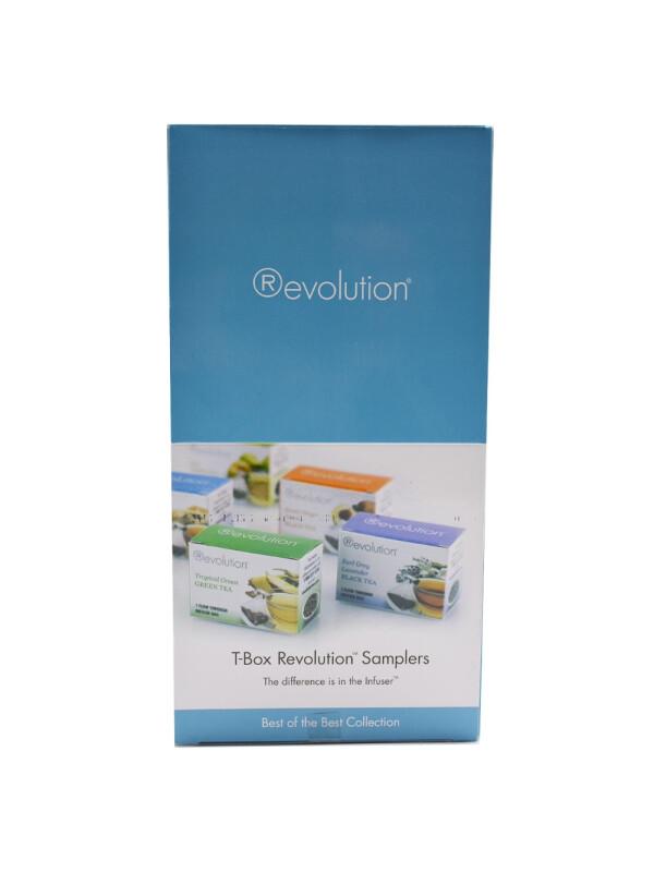 Revolution - Hot tea - Best of the Best 10 x 5 pl.