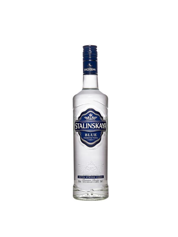 Stalinskaya - Vodka Blue - 0.7L, Alc: 45%