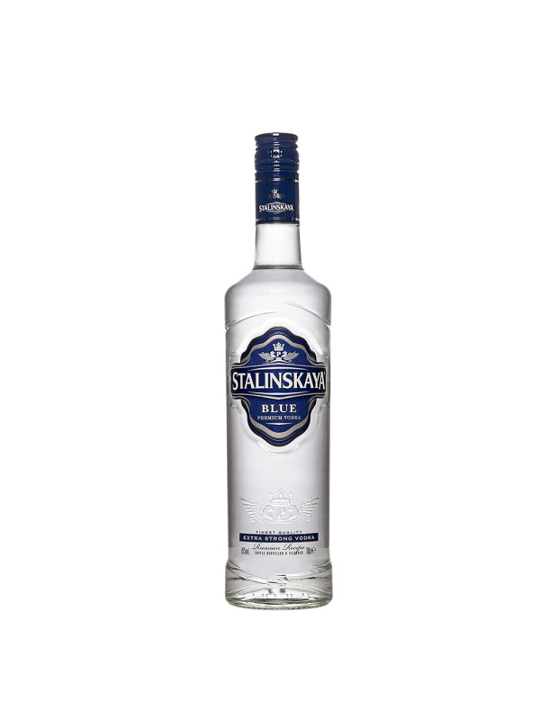 Stalinskaya - Vodka Blue - 1L, Alc: 45%