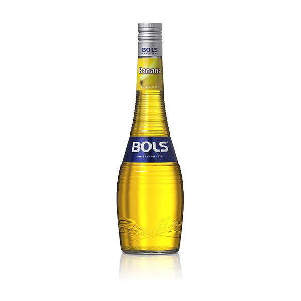 Bols - Crème de banana - 0.7L, Alc: 17%