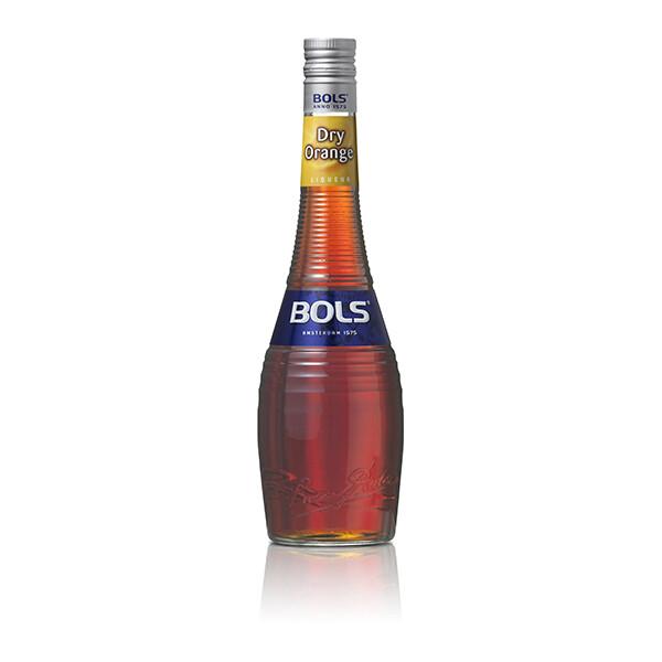Bols - Lichior Curacao dry orange - 0.7L, Alc: 24%