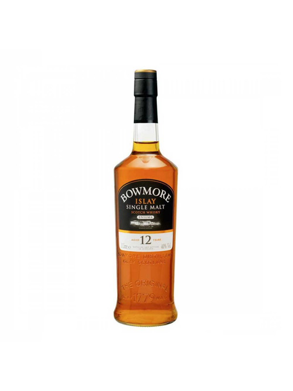 Bowmore - Scotch single malt whisky Enigma 12yo - 1L, Alc: 40%