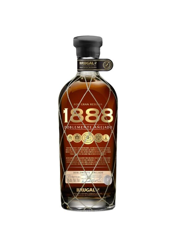Brugal - 1888 Rom - 0.7L, Alc: 40%