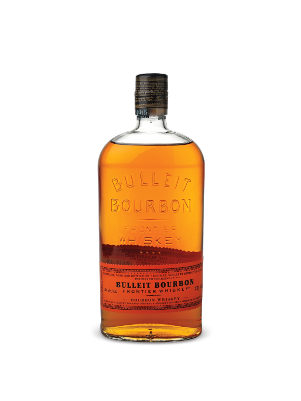 Bulleit - American Bourbon whiskey - 0.7L, Alc: 45%