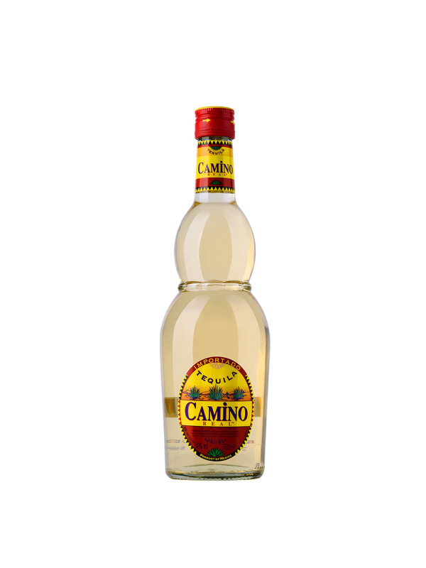 Camino Real - Tequila gold - 0,7L, Alc: 40%