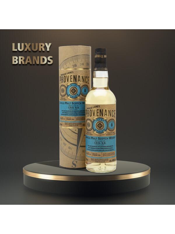 Caol Ila - Scotch single malt whisky 8 yo - 0.7L, Alc: 46%