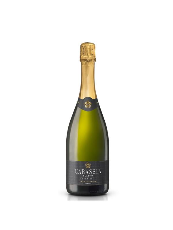 Crama Carastelec - Spumant Carassia Classic - 0.75L, Alc: 12%