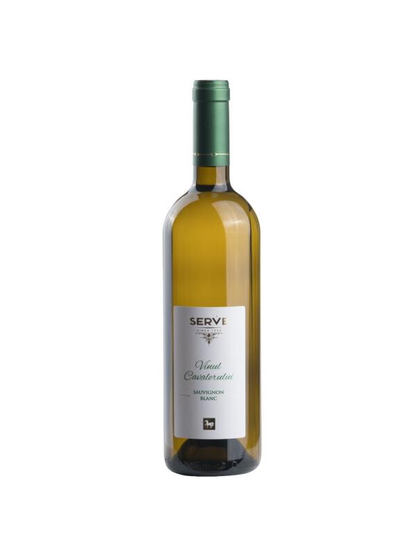 Vinul Cavalerului - Sauvignon Blanc 2019 - 0.75L, Alc: 12.5%
