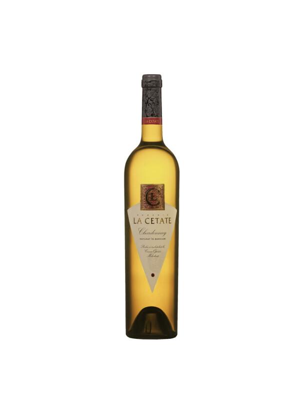 Crama Oprisor - La Cetate - Chardonnay 2018 - 0.75L, Alc: 13.5%