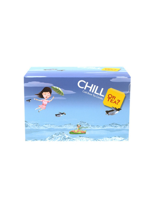 Or Tea? - ceai Combo Chill 20 pl. x 44g
