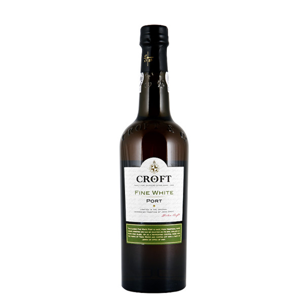 Croft - Port wine White - 0.75L, Alc: 20%