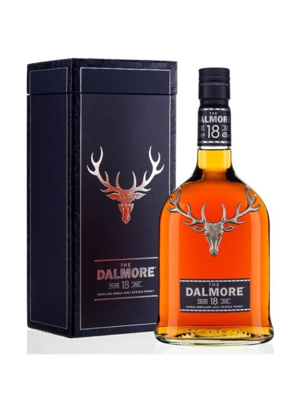 Dalmore - Scotch Single Malt Whisky 18 yo GB - 0.7L