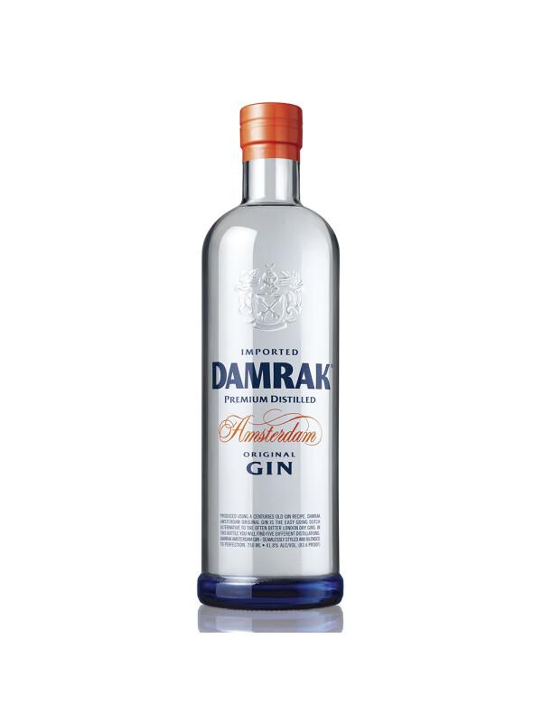 Damrak Gin - 0.7L, Alc: 41,8%