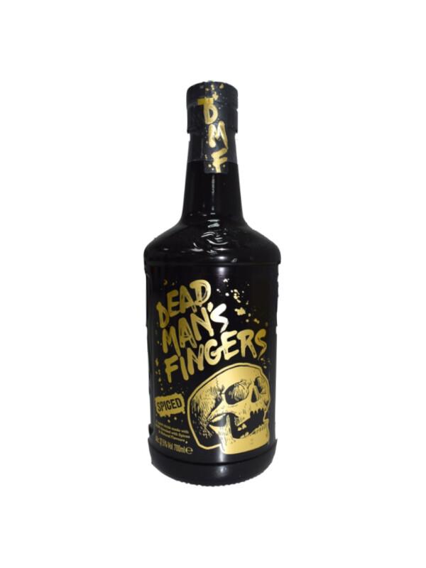 Dead Man's Fingers - Spiced Rum - 0.7L, Alc: 37.5%