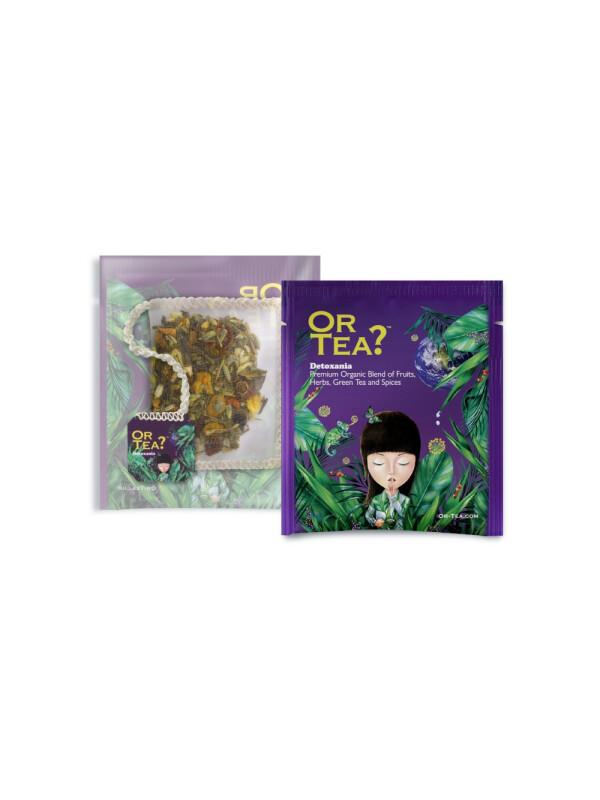 Or Tea? -  BIO ceai Detoxania 10 pl. x 2,5g