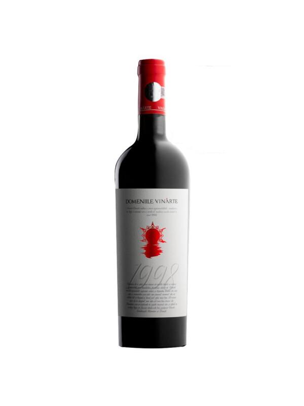 Vinarte - Domeniile Vinarte, Rosu 2017 - 0.75L