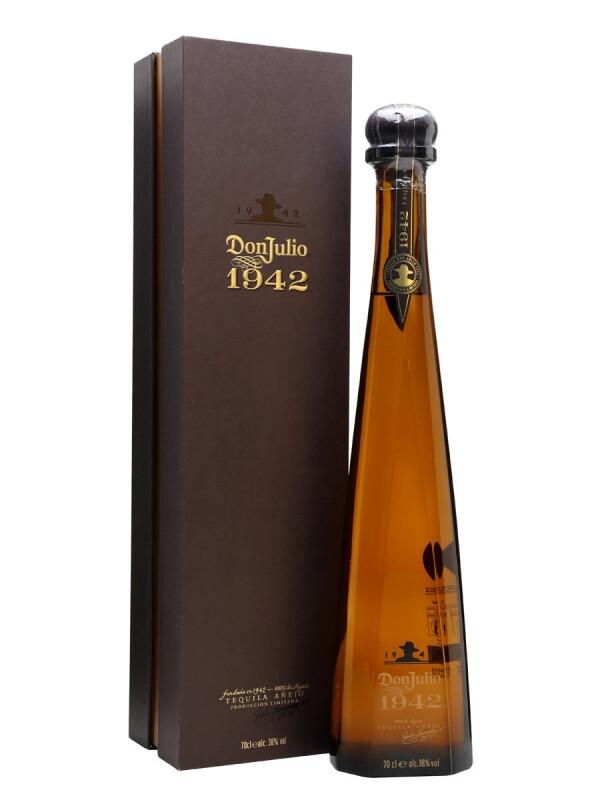 Don Julio 1942 - Tequila 0.7L, Alc: 38%