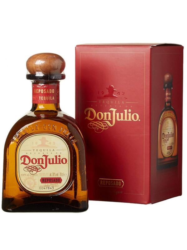 Don Julio - Tequila Reposado GB - 0,7L