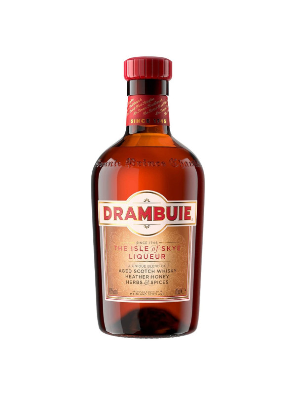 Drambuie - Whisky liqueur with spices - 0.7L, Alc: 40%