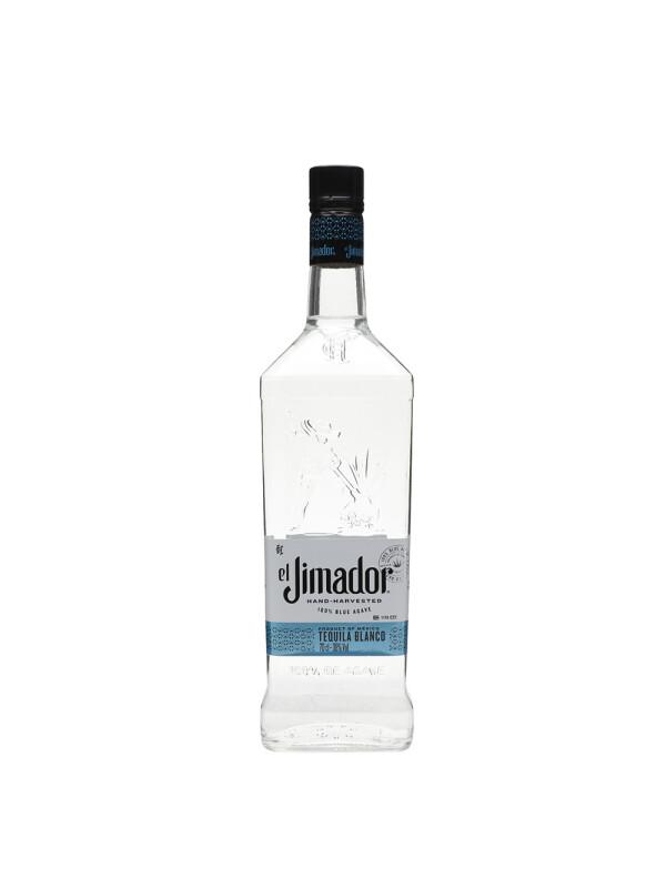 El Jimador - Tequila blanco agave - 0.7 L, Alc: 38%