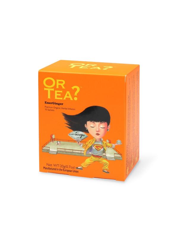 Or Tea? - BIO ceai EnerGinger 10 pl. x 2g