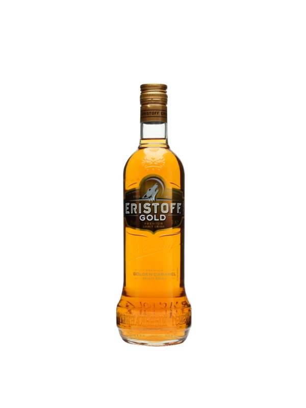 Eristoff - Vodka gold - 0.7L, Alc: 20%