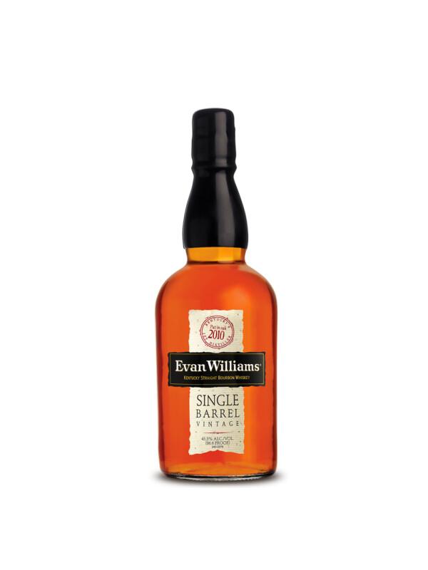 Evan Williams - American Bourbon whiskey Single Barrel - 0.7L, Alc: 43.3%