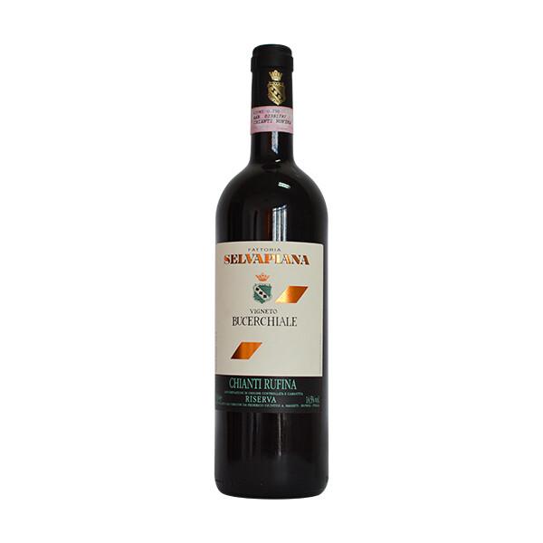 Fattoria Selvapiana - Chianti Rufina Riserva Bucerchiale 2009 - 0.75L, Alc: 15%