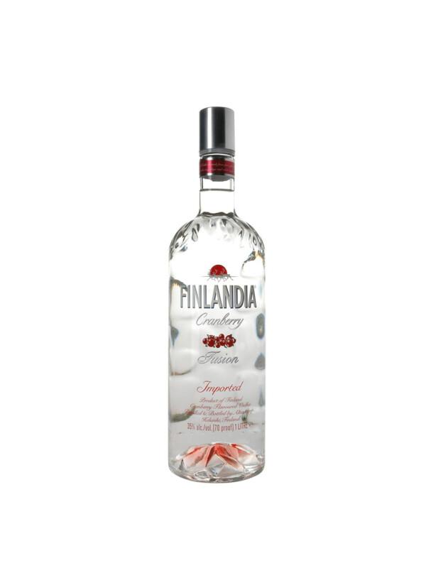 Finlandia - Vodka Cranberry - 0.7L, Alc: 40%