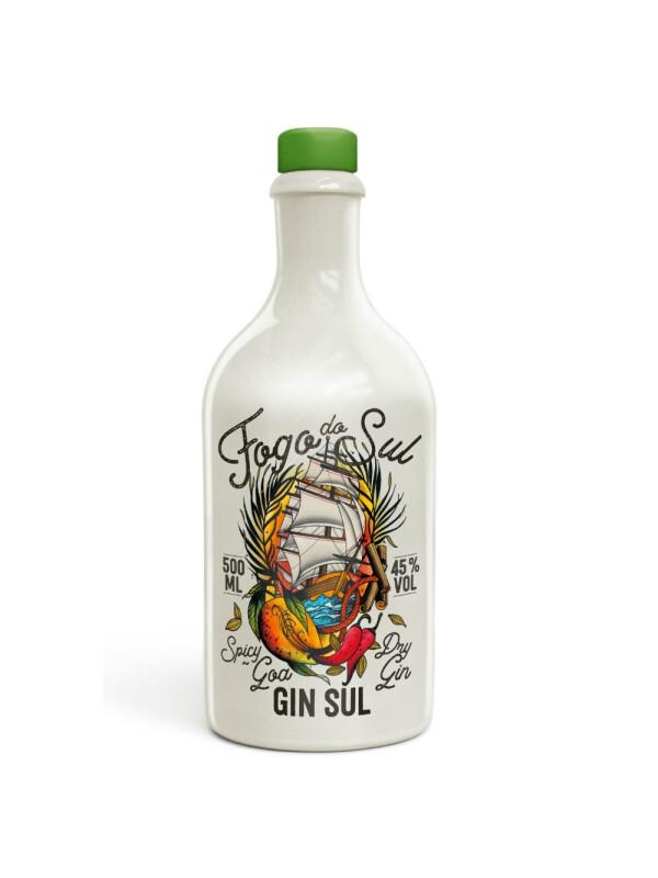Fogo Do Sul - Dry Gin -  0.5L